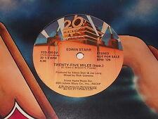 """Edwin Starr: Twenty-Five Miles 12"""" - Funk Soul"""