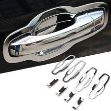 Door Handle Bowl Holder Cavity Cap Chrome Cover Trim For Dodge Journey 11-2018