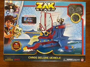 Zak Storm The Chaos Vehicle