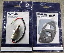 Nikki Carburetor Fuel Solenoid 24 757 22-S, Craftsman, EXMARK, Husqvarna, New