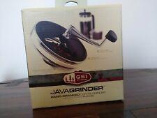 NEW GSI OUTDOORS JAVAGRINDER HAND-CRANKED COFFEE GRINDER 79485 BPA Free- Camping