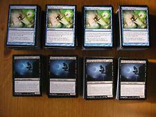 MTG ZENDIKAR COMPLETE 4x UNCOMMON + 4X COMMON SET. 644 CARDS. SPANISH