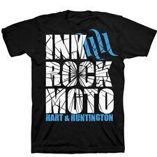 NEW HART & HUNTINGTON 9MM INK ROCK MOTO TEE T SHIRT XLARGE code #34 MOTO BMX FMX