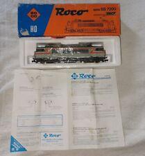 ROCO # 04199S Locomotive électrique BB7200 SNCF éch.HO fabrication Autriche