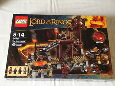 Lego The Lord Of The Rings 9476 The Orc Forge - New & Sealed
