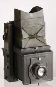 ICA Klappreflex Künstler(Germany,1925)+Carl Zeiss Jena Tessar_Ica Artiste Pliant