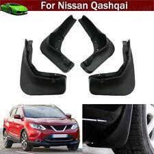 4 Car Mud Flap Splash Guard Fender Mudguard Mudflap For Nissan Qashqai 2014-2018