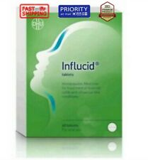 INFLUCID -  Homeopathic. Cold & Flu Treatmen. Immune support. 60 tabs