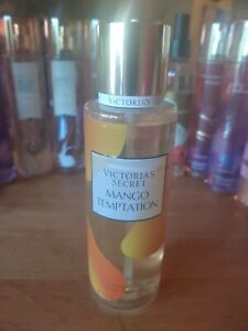 VICTORIA'S SECRET MANGO TEMPTATION BODY MIST SPRAY 8.4 FL OZ