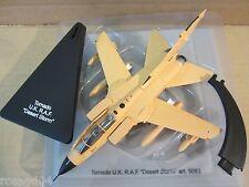 Armour Tornado UK Royal Air Force Desert Storm Aircraft DieCast 1:100 Box Damage