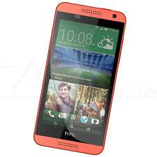 Pack 2 Transparente Anti Rasguños carcasa con protector de la pantalla para HTC