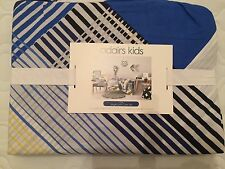 Adairs Kids OTIS Single Quilt Cover & Pillowcase Set 250 Thread Count RRP $130