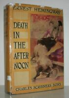 Ernest Hemingway / DEATH IN THE AFTERNOON 1st Edition 1932