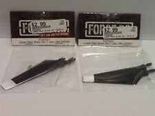 EFLITE FORCE RC LOWER UPPER MAIN BLADE FCE2020 FCE2021 FCE2100 EFLH2200 EFLH2400