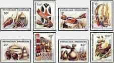 Timbres Arts Rwanda 895/902 ** lot 25828