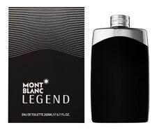 Parfum MONT BLANC LEGEND EAU DE TOILETTE 200ML Neuf et sous blister