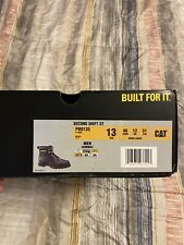Mens Caterpillar Boots Size 13 Wide