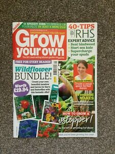 GROW YOUR OWN MAGAZINE - SEPTEMBER 2020 - MINT - FREE P&P
