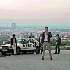 Wanda - Amore (1LP Vinyl) 2014 Problembär Records / PB037LP