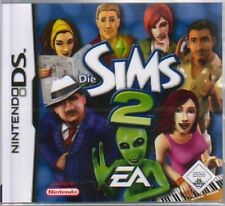 NINTENDO DS 3DS DIE SIMS 2 * Komplett Deutsch GuterZust.