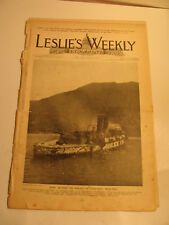 Leslie's Weekly, Aug. 4,1898 Edition