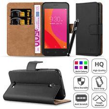 Étuis, housses et coques noires simples pour téléphone mobile et assistant personnel (PDA) Lenovo