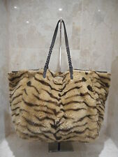 Mulberry Dorset Tote Teddy Tiger Fur Shoulder Bag Limited Edition BRAND NEW