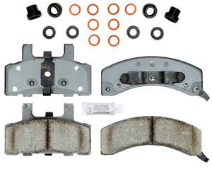 Genuine GM Pad Kit 18039669