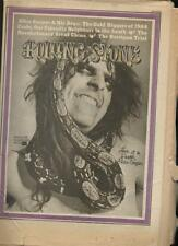 ROLLING STONE MAGAZINE - March 30 1972  No. 105