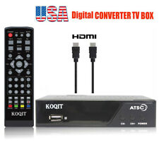 1080P Digital Converter ATSC TV Box Antenna Signal Tuner Receiver PVR HD Player
