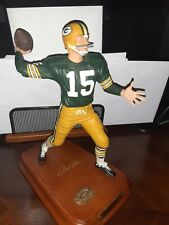 Bart Starr Danbury Mint Statue Figure Green Bay Packers No Box or Coa Rare