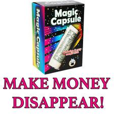 Money Vanish Magic Trick Vanish A Bill Or Note In Seconds - Easy Magic tricks UK