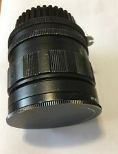 Soligor 28mm F2.8 Wide Auto Nikon F Mount Manual Focus With Pro 58mm 1A Filter