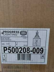 Lassiter 1-Light Brushed Nickel Mini-Pendant by Progress Lighting