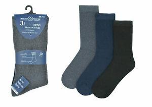 MENS Walter Granger Diabetic Socks Pack Of 3 - SK632