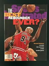 Sports Illustrated March 4, 1996 Dennis Rodman, Chicago Bulls Cover No Label