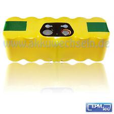 14,4V 3500 mAh Akku für iRobot Roomba 555 570 581 610 775 Accu Battery Batterie