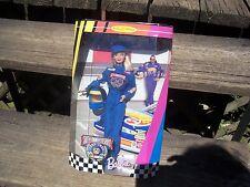 Vintage 1998 Barbie Doll - Nascar 50th Anniversary - Mattel Toys -  Original box