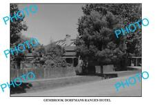 LARGE PHOTO OF OLD GEMBROOK DORFMANS HOTEL, VICTORIA