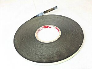 VHB Double sided tape 30 meter for Number plates, electronics, Sheet Metal 3M