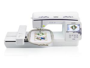 Brother Innovis NQ1600E Embroidery Machine NEW