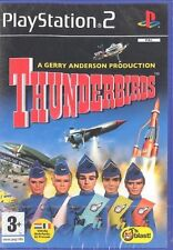 aa Thunderbirds - Playstation 2 - PS2 - NEUF