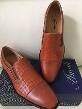 Amali New Mens Dress Shoes Loafers Slip On Wedding Prom Tuxedo Fashionable Shoes
