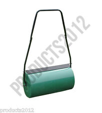 New Large Steel Lawn Roller 50cms Garden Roller Water Or Sand Filled 35 litre