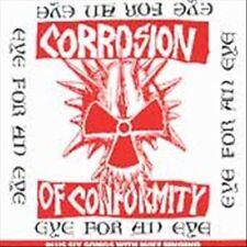 CORROSION OF CONFORMITY - Eye for An Eye (LTD ED w/ BONUS TRACKS!) CD