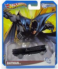 HOT WHEELS MATTEL DC UNIVERSE BATMAN BATMOBILE