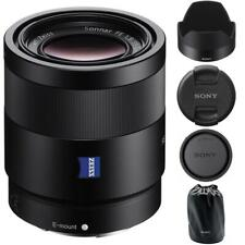 Sony Sonnar T* FE 55mm f/1.8 ZA Carl Zeiss Lens