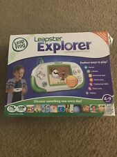 leapster explorer system