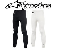 Alpinestars Race Bottoms FIA Approved Nomex Underwear 4754116 Black or White