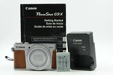 Canon PowerShot G9 X 20.2MP Digital Camera w/3x Zoom                        #116